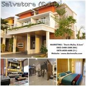 Rumah Medan - Givency One - Type Salvatore (6x16)