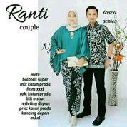 Batik Couple Modern Terbaru Spesial Ramadhan Dan Lebaran