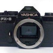 Body kamera analoq yashica Fx3 ke 2