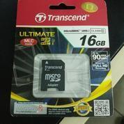 TRANSCEND MicroSDHC 16GB Ultimate 600x