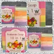 Fruitamin Soap 10in1 By Wink White Original