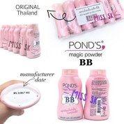 [ BB Powder Pink ] PONDS MAGIC POWDER BB Pink