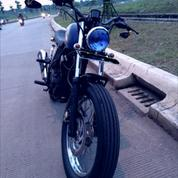 Motor Custom Scorpio Termurah