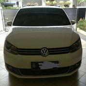 VW Touran 2015 Putih, Atas Nama Sendiri, Pemakaian Pribadi