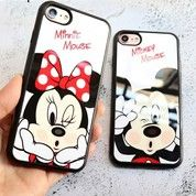 Fasion Case Mickey & Minnie For Iphone 7