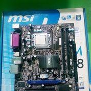 Motherboard MSI G41M-P28 DDR3 LGA 775