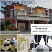 Rumah Medan SHM- Givency One - Type Versace (8x16)