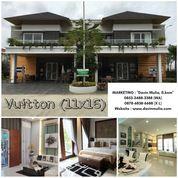 Rumah Medan SHM - Givency One - Type Vuitton (11x16)