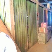 Petak 3 Pintu Menyatu ( 1 Petak =1.5 X 2 M2 ), Di Pasar Retail Jakabaring.