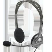 Headset LOGITECH H111 ( Colokan 1 )