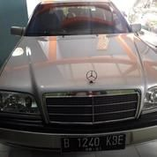 Mercedez Baby Benz C 180 (Klasik Mulus)