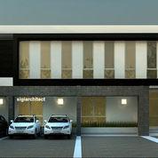 Bangunan Kantor + Toko 2 Lantai Pinggir Jl Naripan Bandung Kota