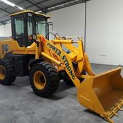 MINI WHEEL LOADER 0,8 M CUBIC