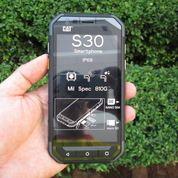 Hape Outdoor Caterpillar CAT S30 Baru Android 4G LTE Military Standard