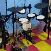 Drum Elektrik DTX Yamaha 582k Fullset