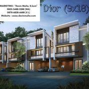 Rumah Medan SHM - Givency One - Type Dior (9x18)