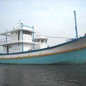 Kapal Nelayan FIberglass
