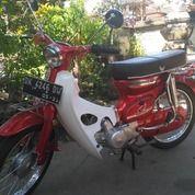 Honda Star Mdip C70