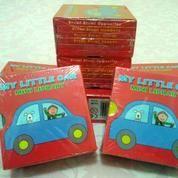 Buku Anak 6in1 Boardbook My Little Car