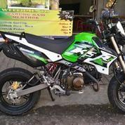 Kawasaki KSR PRO Seperti Baru