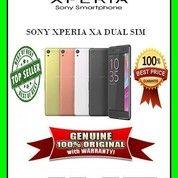 Sony Xperia XA Dual SIM Card Ram 2gb Memory 16gb