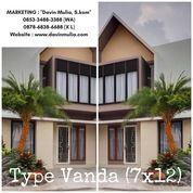 Rumah Medan - Mayfair - Type Vanda (7x12)