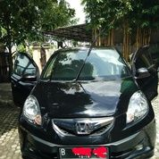 Honda Brio 2014 Manual Hitam