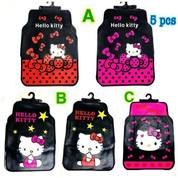 Karpet Mobil Hello Kitty Pita