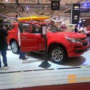 Promo LEBARAN CHEVROLET TRAILBLAZER SUV TANGGUH FREE 4X Angsuran