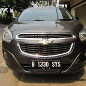 Chevrolet Spin 1.5 LTZ Tahun 2013 Abu-Abu AT