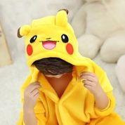 Pokemon Outfit Pikachu Pijama
