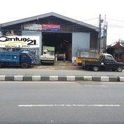 Toko Dipinggir Jl.Raya Bogor Cocok U Toko Bangunan,Showroom Mbl,Gudang Dan Ruko