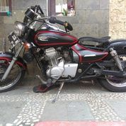 Kawasaki Elliminator BN 175 Th 2002 Modif Ringan