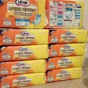 Lifree Diapers Dewasa Isi 18 MURAH