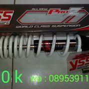 Shockbreaker Matic,Karbu PE,Corong Knalpot