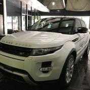 Range Rover Evoque 2013 Putih Perfect