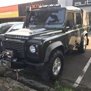 Defender Double Cabin Th 2009/2011 Km17rb