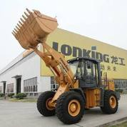 WHEEL LOADER LONKING DAN POWER STRONG BOGOR