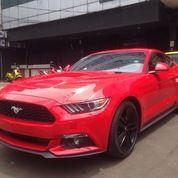 Mustang 2.300 CC Ecoboost Turbo Charge Merah Nik2017