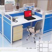 Partisi Kantor Workstation