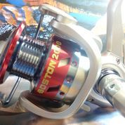 Reel Exori Boston 2000 Gear Ratio 5.1:1 0.25-240m 0.30-150m 0.35-125m