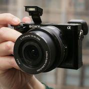 Mirrorless Sony Alpha A6000 Cicilan Tanpa CC Dp 200rb