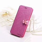 Premium Flip Case Butterfly For Iphone 6 / 6s