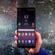 Samsung Galaxy Note 8 - Midnight Black 64gb