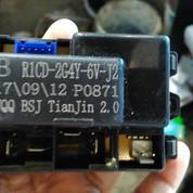 Sedia Receiver Mobil Remote Aki 6v Odong Kereta Eskavator