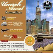 Ramadhan Umroh Bersama Pesona Mozaik