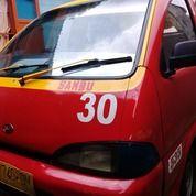 Mobil Angkutan Umum Mitra 30 Trayek Amplas-Belawan