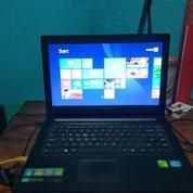 LAPTOP LENOVO G400S Core I5 + NVIDIA GT 720M 2GB