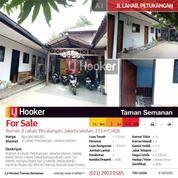 Rumah Jl Lahab, Petukangan, Jakarta Selatan, 273 M, HGB