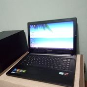 Laptop Lenovo G40-45 AMD A8 Gaming Black